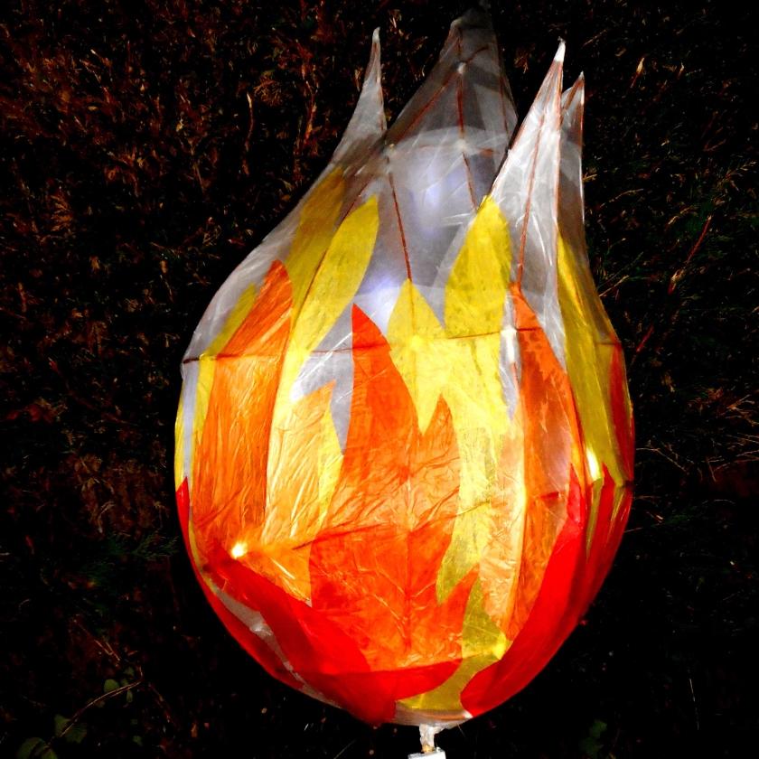 Flame lantern Credit: Zoomorphia