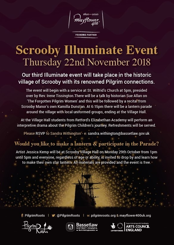 Scrooby Illuminate 2018
